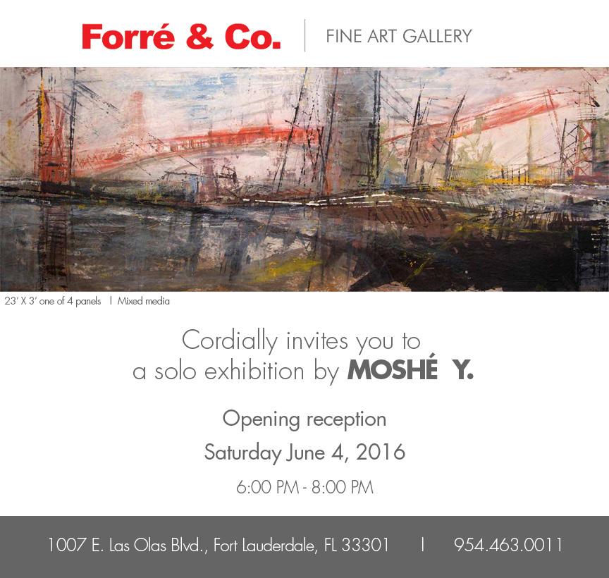Moshe Y invite
